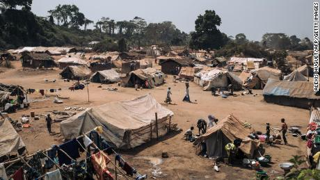 UN says Democratic Republic of Congo has the highest appetite in the world