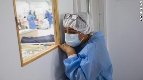 Peru has been hit hard by the coronavirus pandemic.