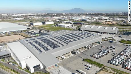 Africa's biggest supermarket chain is betting on solar power