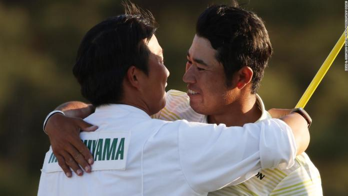 How Hideki Matsuyama became Japan's new national hero   Latest News Live   Find the all top headlines, breaking news for free online April 29, 2021