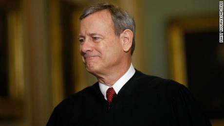 How seriously the judges are divided to take John Roberts;  Abortion opinion
