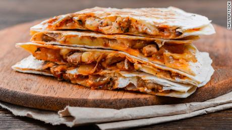 Sometimes nothing beats a quesadilla. Put a spin on your stack by trying the TikTok hack.
