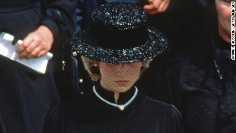 A brief history of Britain's royal mourning dress codes