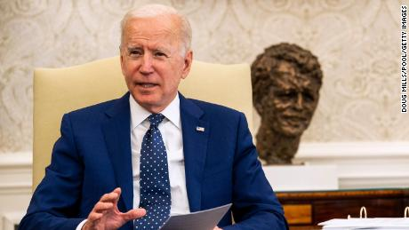 Joe Biden stands down at a critical juncture for police reform