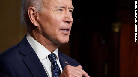 Biden preparing for 'tinderbox' with country on edge ahead of verdict in Chauvin trial