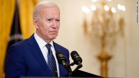 Joe Biden is meeting the cold reality of office