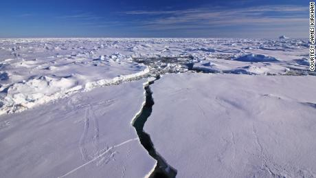 Between 1992 and 2017, Antarctica lost around 2.7 trillion tons of ice. West Antarctica, where Pine Glacier and Thwaites Glacier are located, has been particularly badly affected.