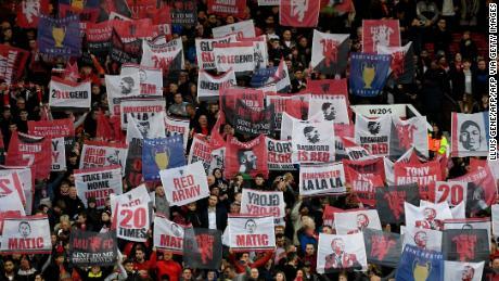 Football fan groups condemn 'ultimate betrayal' of European Super League