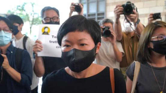 Bao Choy won awards for his investigation.  Now she was condemned for her work