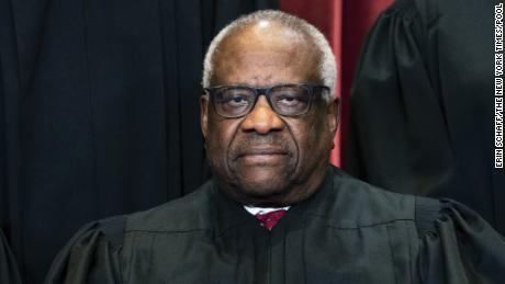 Clarence Thomas awaits his chance to drive the conservative majority on abortion and guns