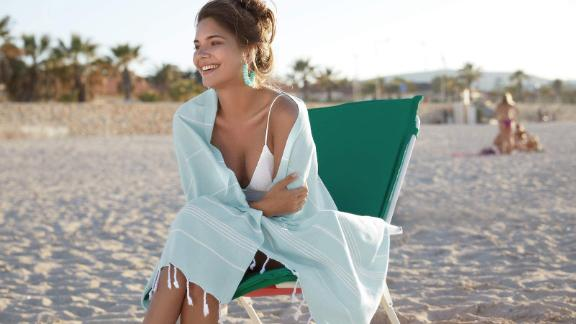 Wetcat Turkish Beach Towel