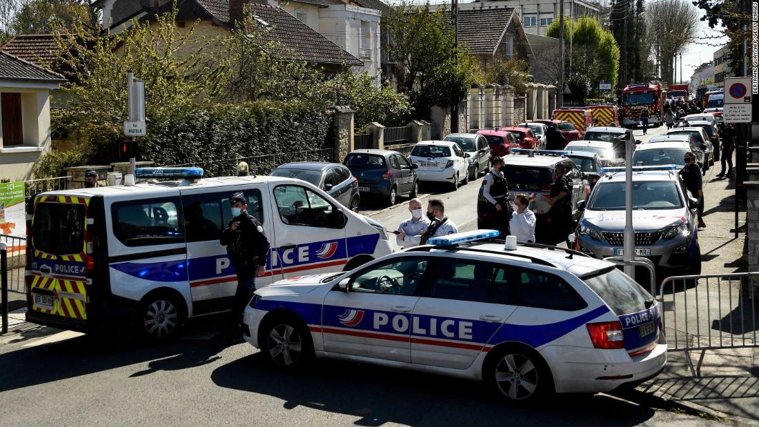 Anti-terrorism probe launched after French police officer killed in knife attack