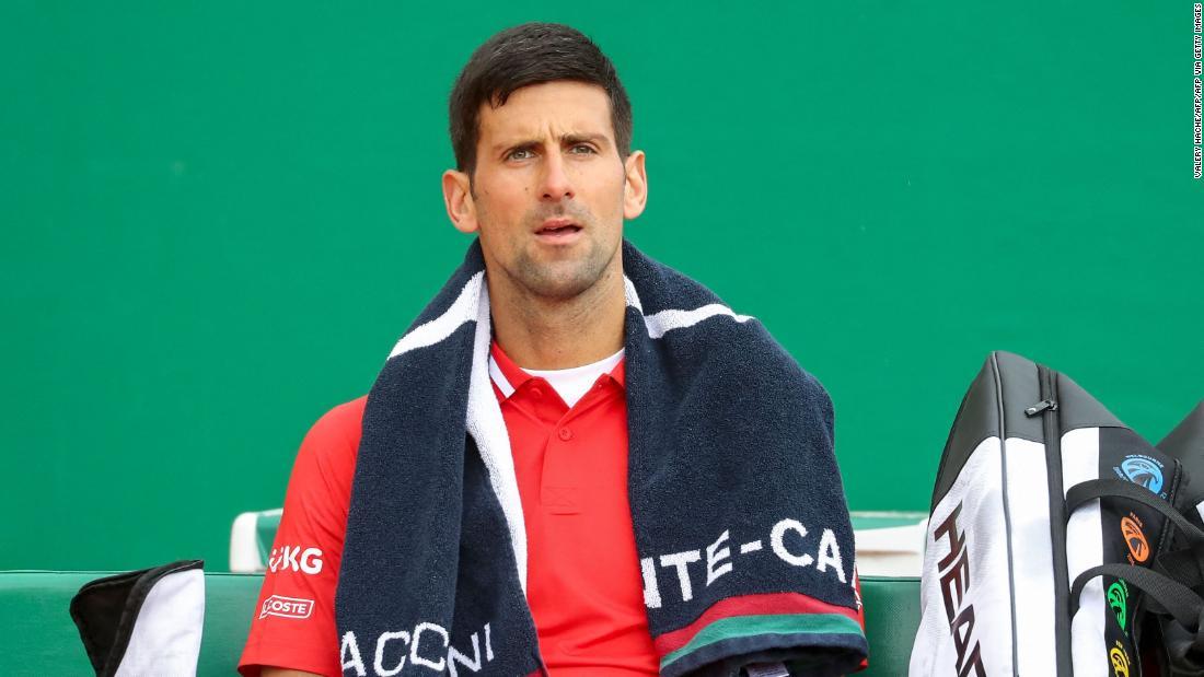 Novak Djokovic hopes Covid-19 vaccine will not be mandatory for players