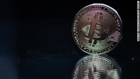 Bitcoin is tumbling at the end of its worst month in nearly 10 years