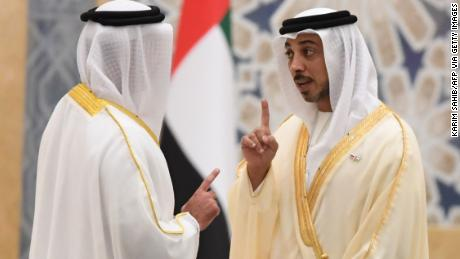 Sheikh Mansour (right) has been the owner of Manchester City since 2008.