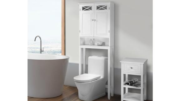 Roberts Over-the-Toilet Storage