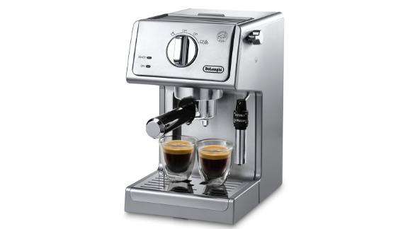 DeLonghi Espresso and Cappuccino Machine With Advanced Cappuccino System