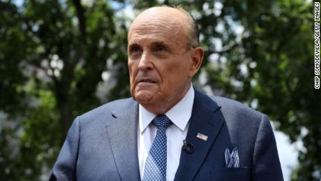 Prosecutors seek 'special master' to review items FBI seized from Giuliani