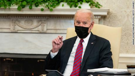 Biden at 100 days: Hottest stock market since JFK