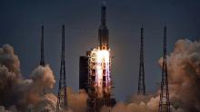 China successfully launches first module of planned space station