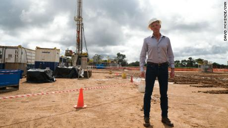 ReconAfrica founder Craig Steinke scoured the planet for the next big oil find. He believes they have possibly found one in the Kavango Basin.