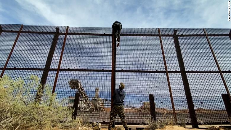 Inmigración frontera Estados Unidos tráfico de personas