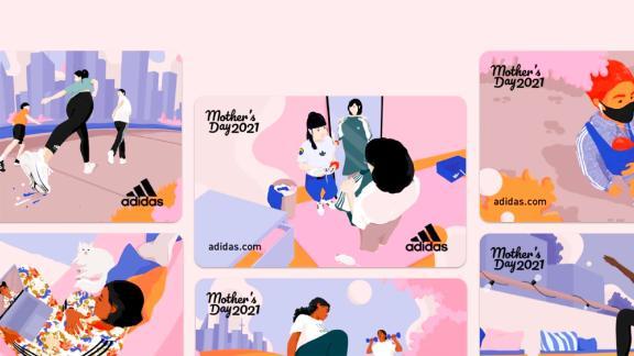 Adidas $50 Gift Card