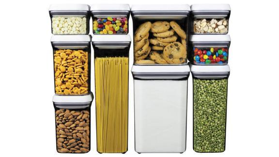 Oxo Good Grips Pop 10-Piece Food Storage Set