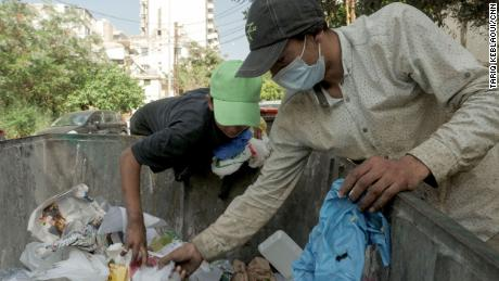'We eat and drink from garbage'