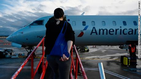 American Airlines has to add fuel stops after pipeline shutdown