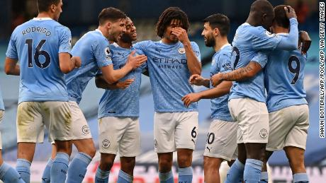Manchester City wins English Premier League title after Manchester United lose