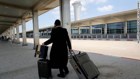 Global airlines cancel flights to Israel as violence escalates