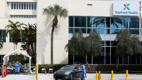 BayFront Health in St. Petersburg, Florida.