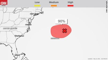 Tropical Weather Outlook for Atlantic Ocean