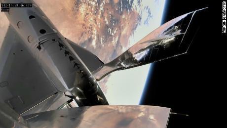 Virgin Galactic launches third successful spaceflight