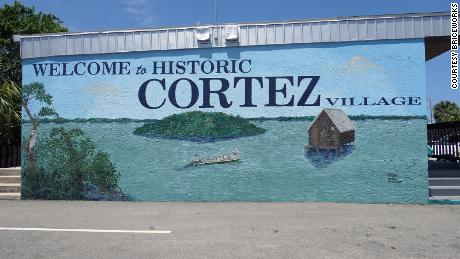 The fishing village of Cortez, in southern Manatee County, Florida, would be hit hard if there were a massive red tide outbreak, just as it has been before.