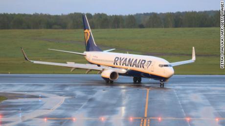 Airlines avoid Belarus after 'state-sponsored hijacking' of Ryanair flight