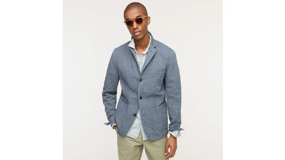 J.Crew Wallace & Barnes Slim Fit Blazer