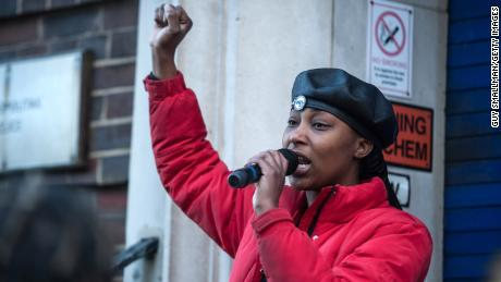 Man charged with conspiracy to murder over shooting of British BLM activist Sasha Johnson