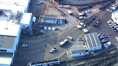 Here's what we know about the San Jose rail yard shooting