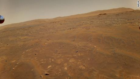 Mars helicopter survives to tell the tale of stressful flight