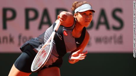 Naomi Osaka: Serena Williams wants to embrace world number 2;  others label her as a 'princess'