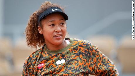Nike supports Naomi Osaka after her retirement from the French Open