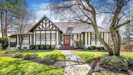 This home in Short Hills, NJ, sold in April for $1.425 million as an all-cash purchase.