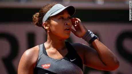 Naomi Osaka: 'It can be devastating to adjust to fame and fortune,' says tennis great Chris Evert