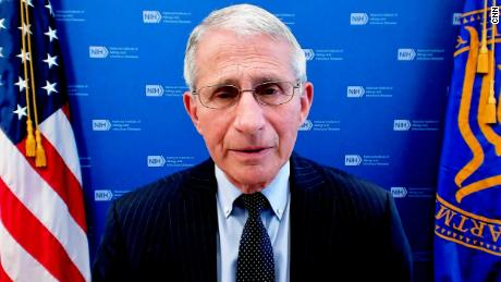 Dr Anthony Fauci says publicly released email about lab leak is being misunderstood