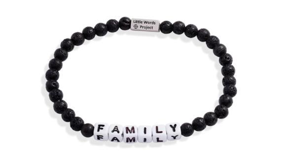 Little Words Project Lava Family Bracelet