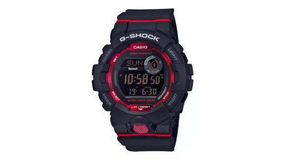 Casio G-Shock Step Tracker Watch