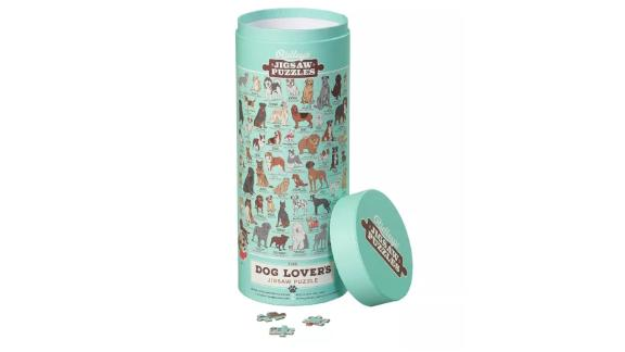 1,000-Piece Dog Lover's Jigsaw Puzzle