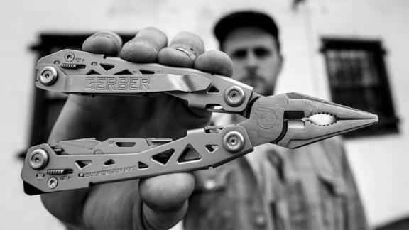Gerber Gear Suspension Multi-Tool